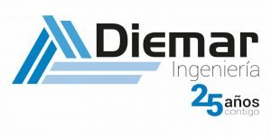 Logo Diemar 25 Aniversario